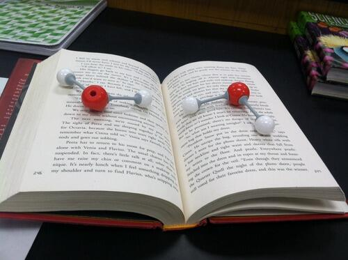 OH NO! I spilled water all over my book!